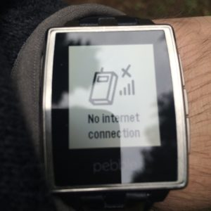 Pebble fail