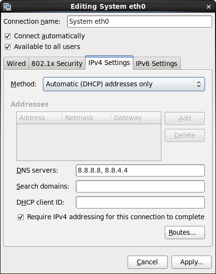 Setting Up Private Internet Access on CentOS 6 4 – Medo's Home Page