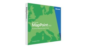 MapPoint 2013 box