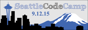 Seattle Code Camp 2015