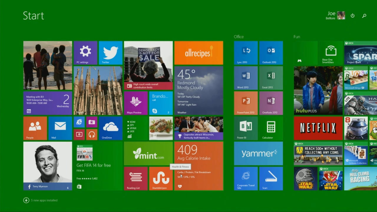 Windows 8 1 just keeps on getting better medo 39 s home page for Windows home page