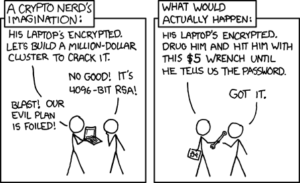 XKCD 538: Security